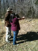 Handgun time.